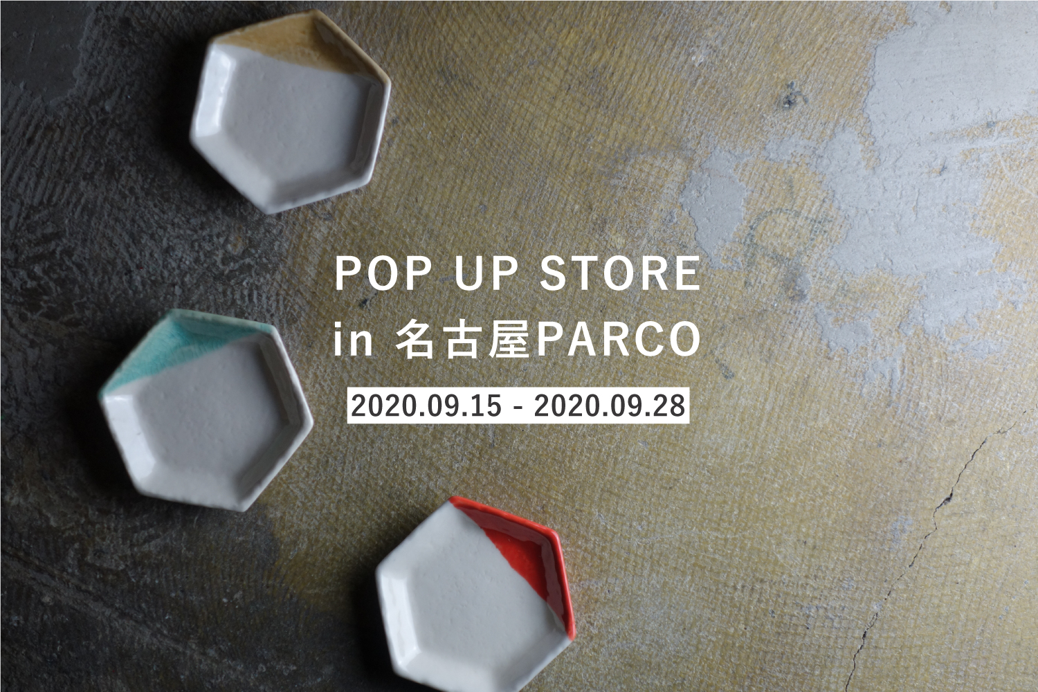 POP UP STORE in 名古屋PARCO