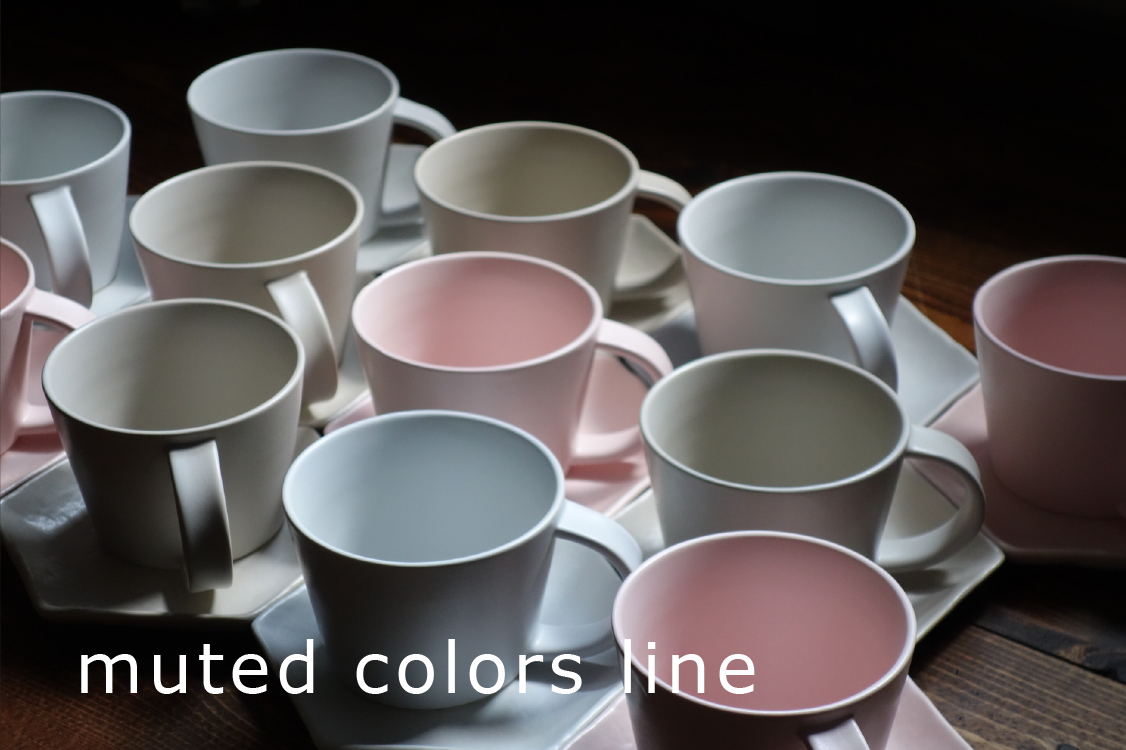 muted colors line